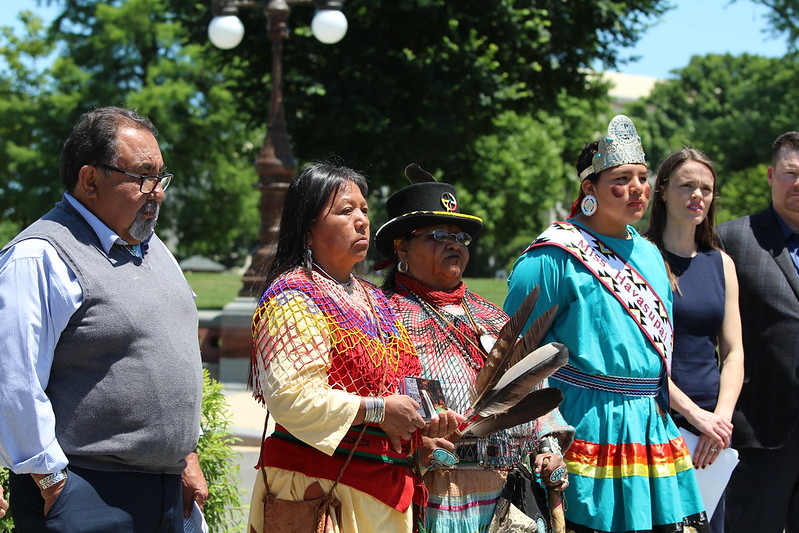 Native American Communities